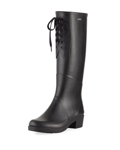 Miss Juliette Rubber Boot