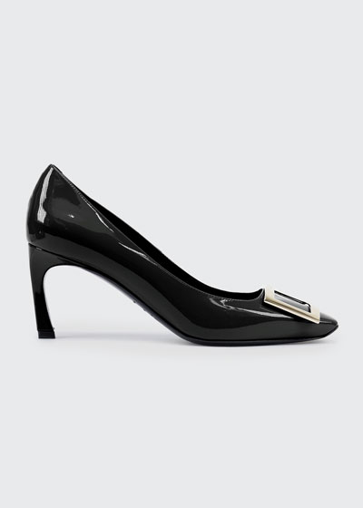 Trompette Patent 70mm Pumps