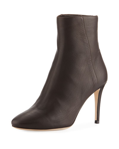 Duke Leather 85mm Bootie