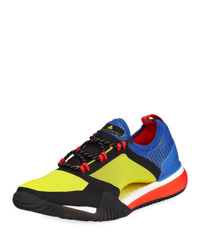 Pure Boost X 3.0 Colorblock Trainer Sneaker
