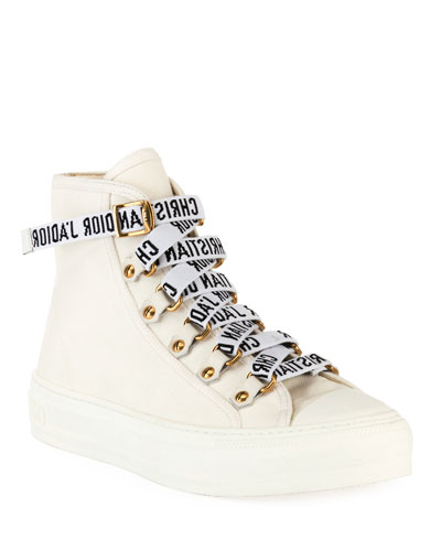 Walk'N'Dior High Top Sneaker