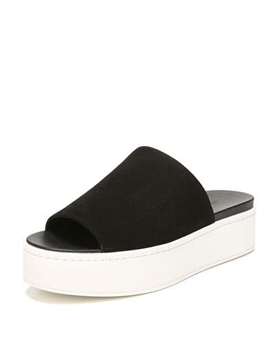 Walford Platform Slide Sandal