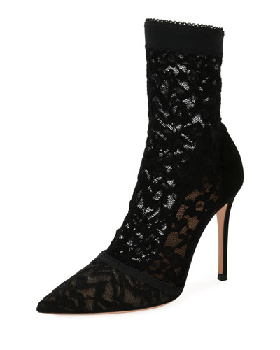 Stretch-Lace 105mm Bootie