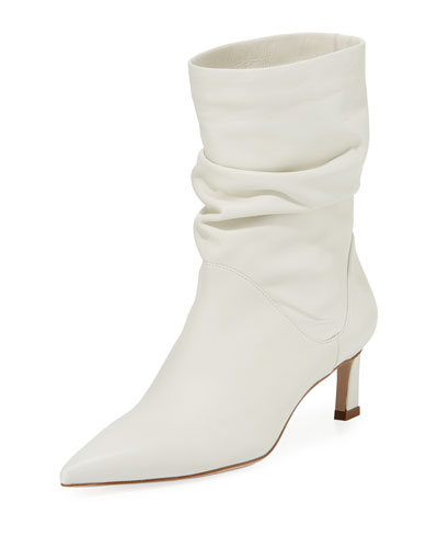 Demibenatar Nutwiggy Slouched Bootie
