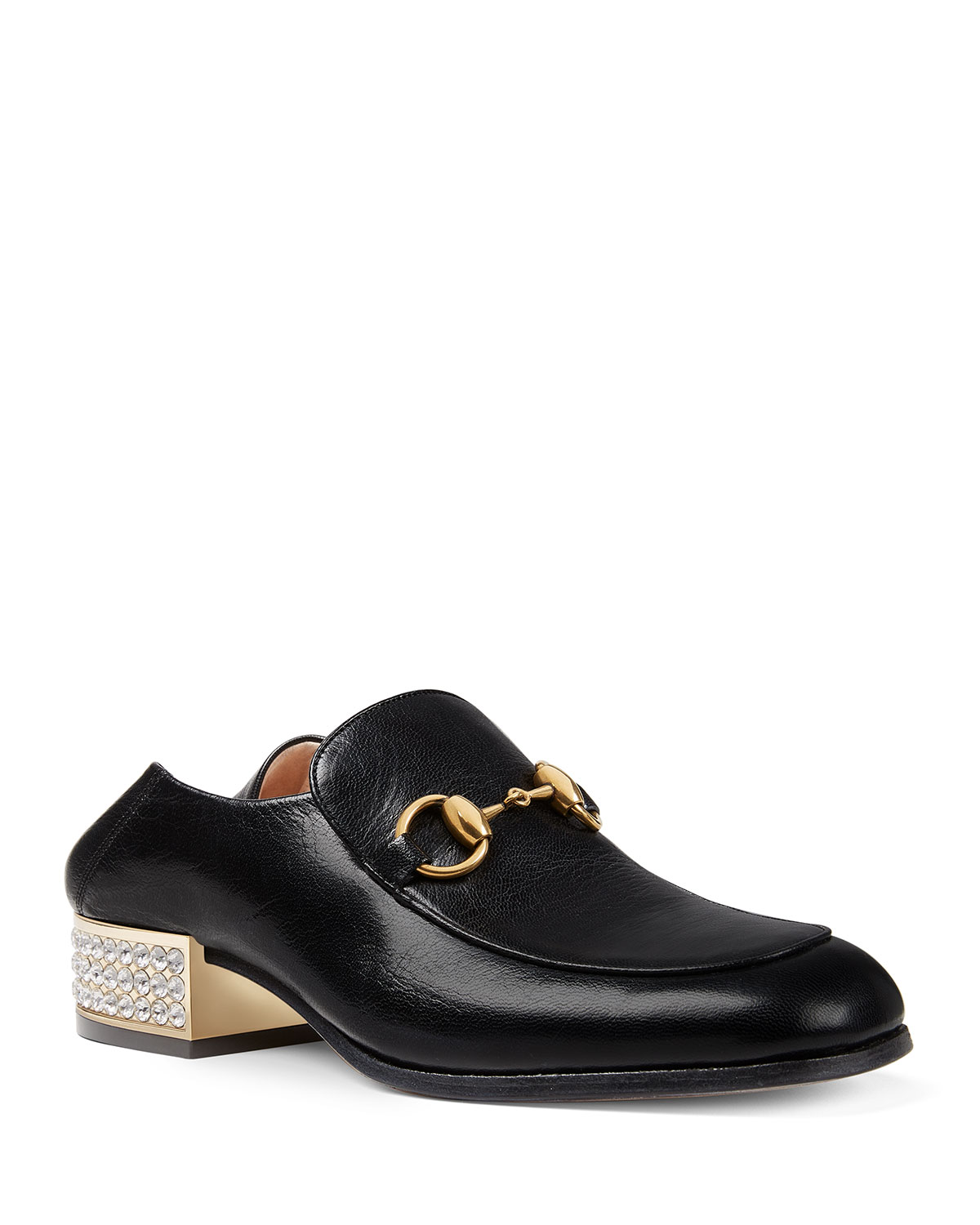 LEATHER 30MM LOAFER