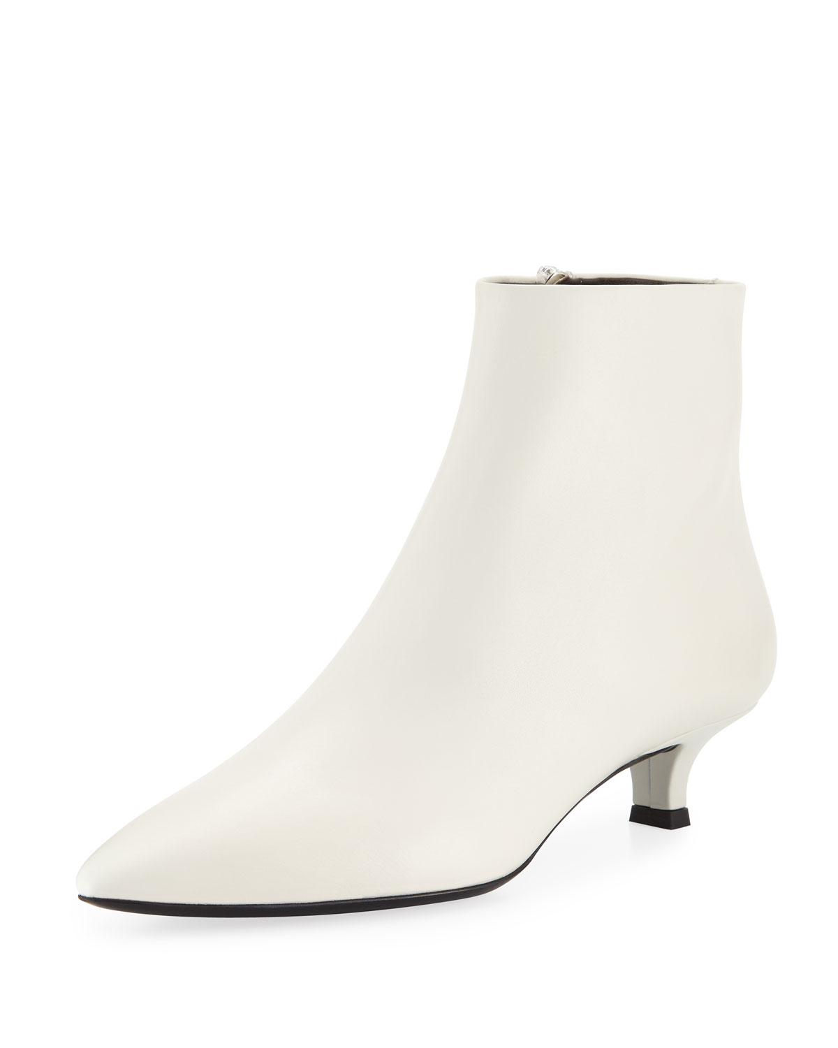 COCO POINTED-TOE BOOTIES