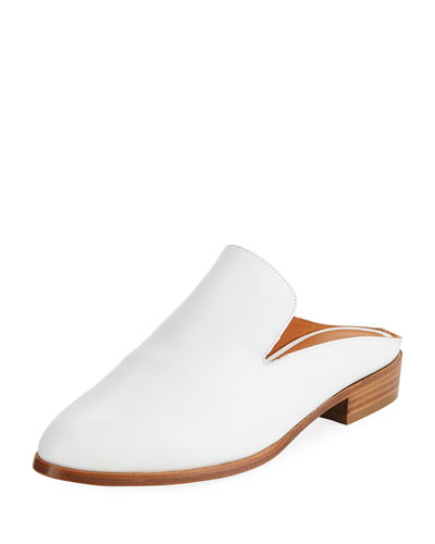 Aliceo Calf Slide Mule