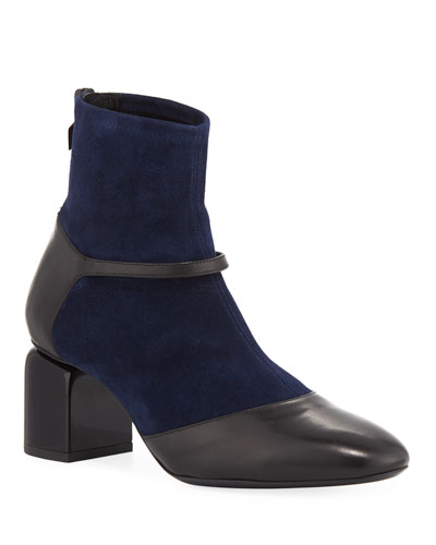 Laura Mary Jane Sock Booties