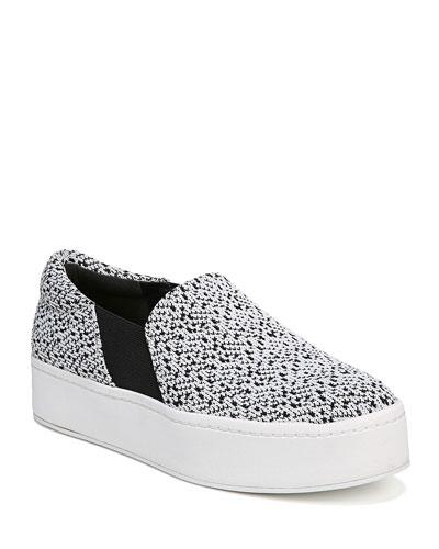 Warren Knit Platform Sneakers