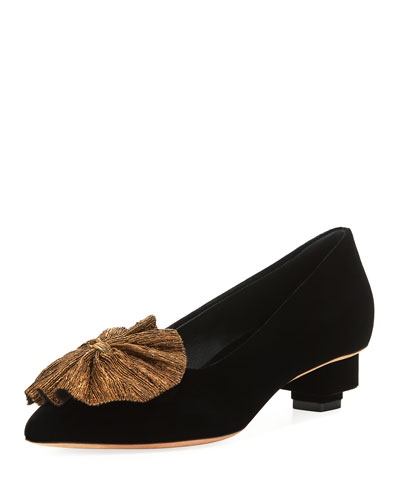 Capella Ballerina Pumps