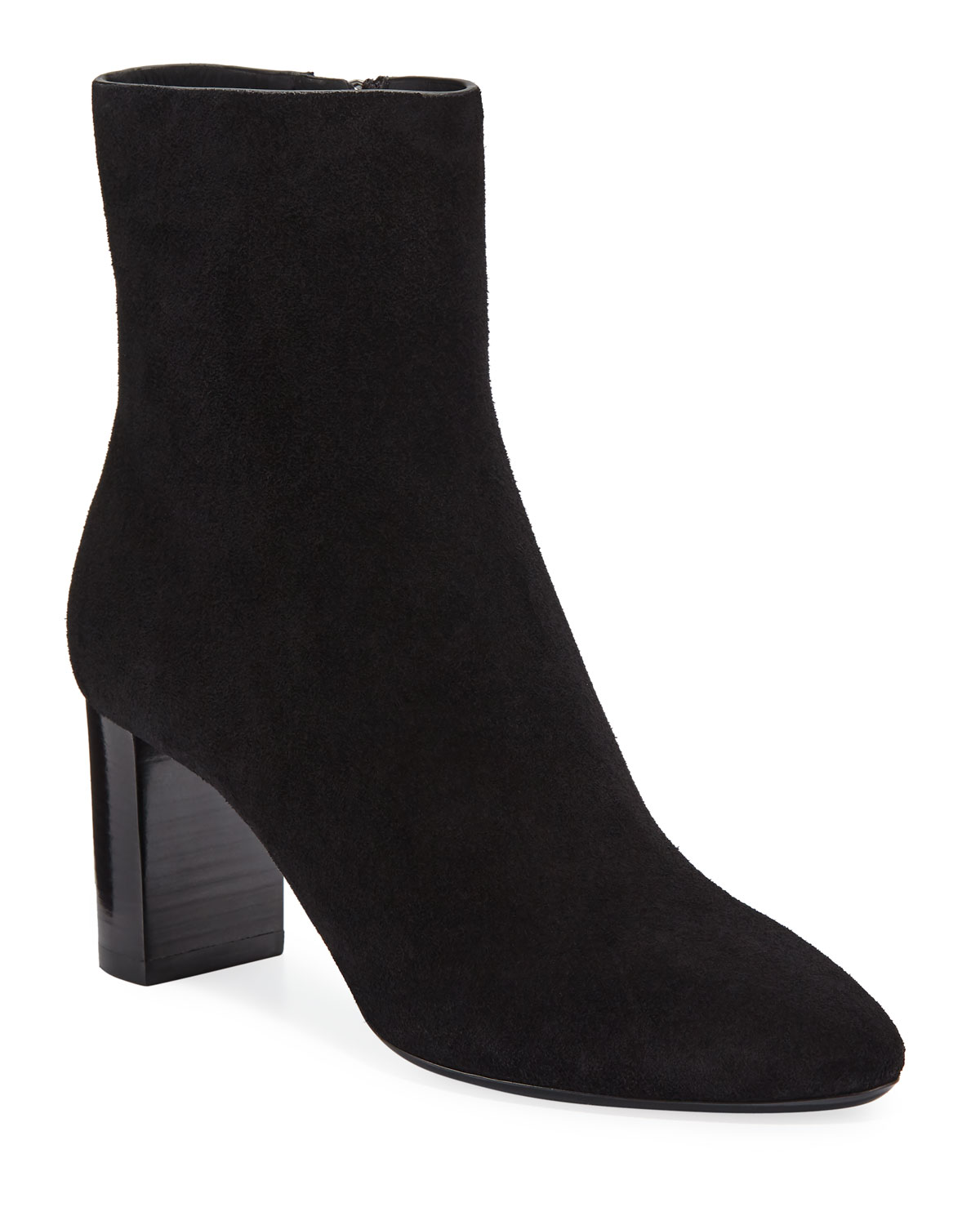 LOU LOU SUEDE BOOTIES