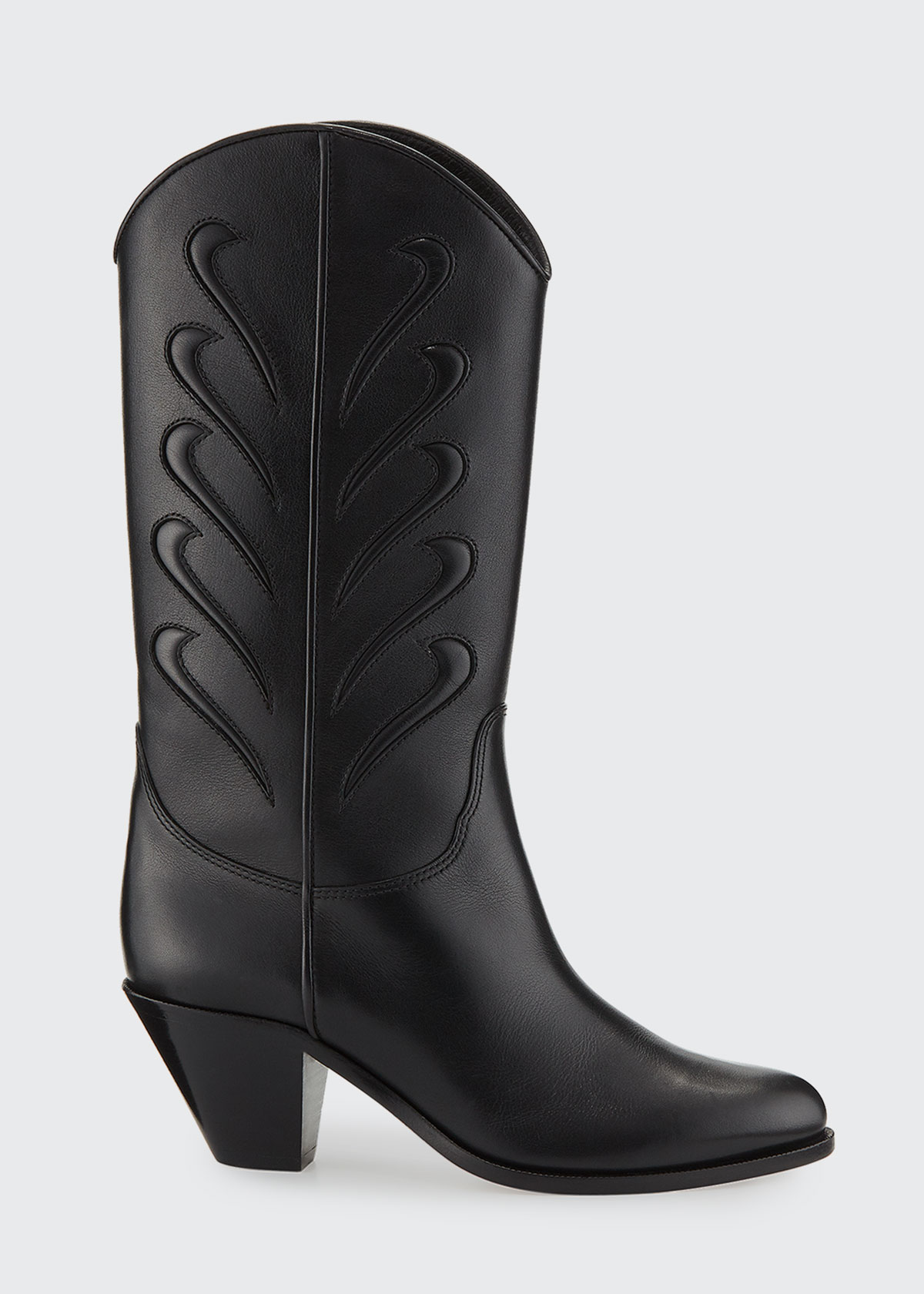 Tall Western 50mm Boots