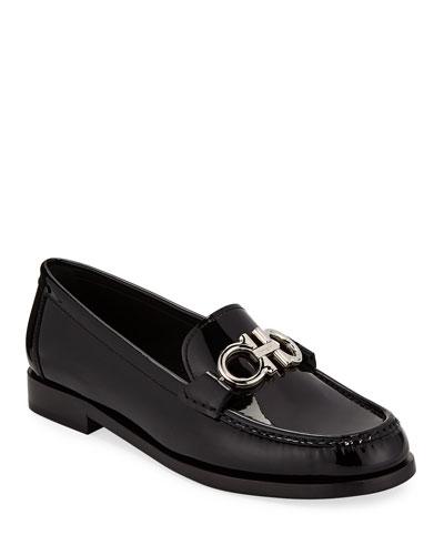 Women's Rolo Reversible Gancini Loafers