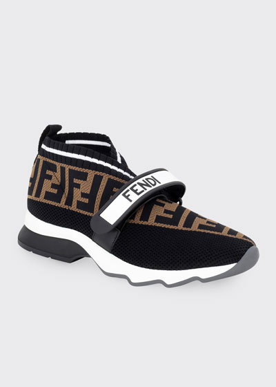 Rockoko FF Knit Sneakers