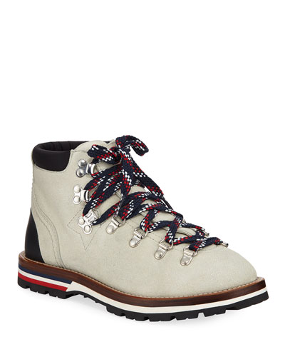 Blanche Scarpa Lace-Up Boots, White