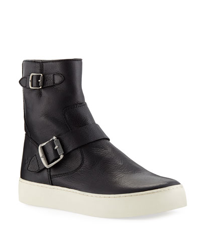 Lena Engineer Bootie Sneakers