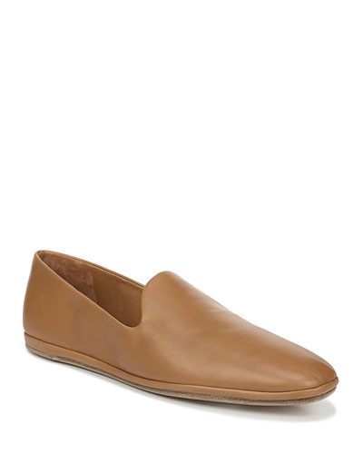 Paz Smooth Leather Loafers
