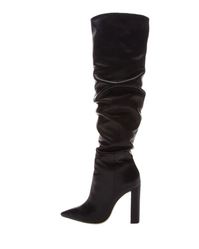 Anna Slouchy Over-The-Knee Boots