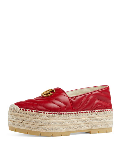 Gucci Red Womens Shoes  22b6559bdc