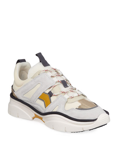 Kindsay Thick Platform Hiker Sneakers