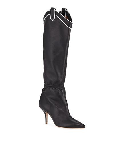 Daisy Luwolt Western Boots