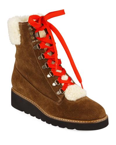 9ced6289f Shearling Lined Boots   bergdorfgoodman.com