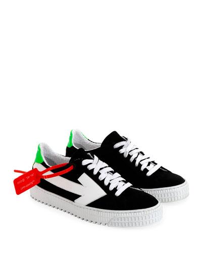 6f242f4ae65 Arrow Platform Suede Sneakers
