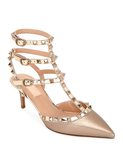 3065fc1a7f62e Valentino Pointed Toe Shoes | bergdorfgoodman.com