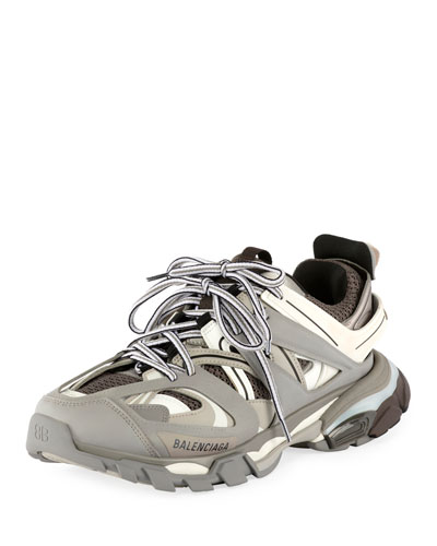 e74c4e4900 Women's Track Mixed-Media Sneakers Quick Look. Balenciaga