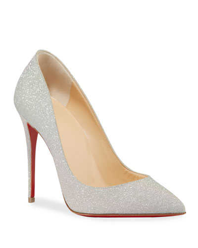 343e655a8ebe Pigalle Follies Glitter Sunset Red Sole Pumps Quick Look. Christian  Louboutin