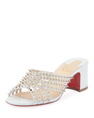 4c5363996be Martha Spike Red Sole Sandals