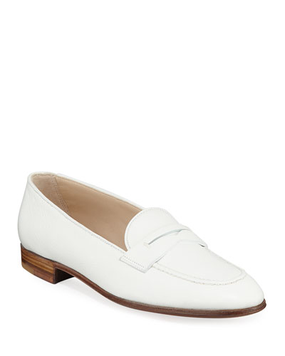 New Penny Leather Loafers