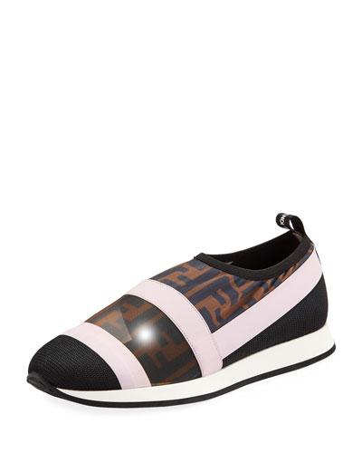 215f747e33d9 Colibri FF Mesh Slip-On Sneakers