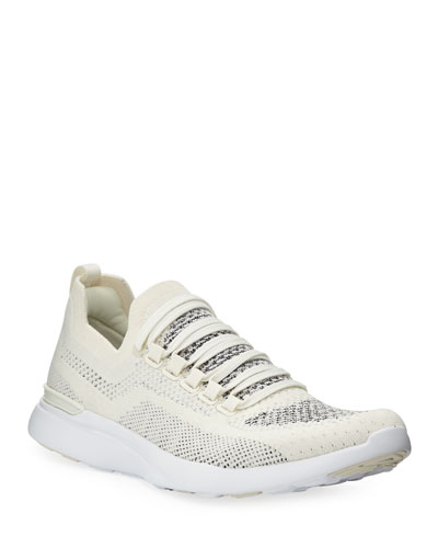 Techloom Breeze Knit Mesh Running Sneakers