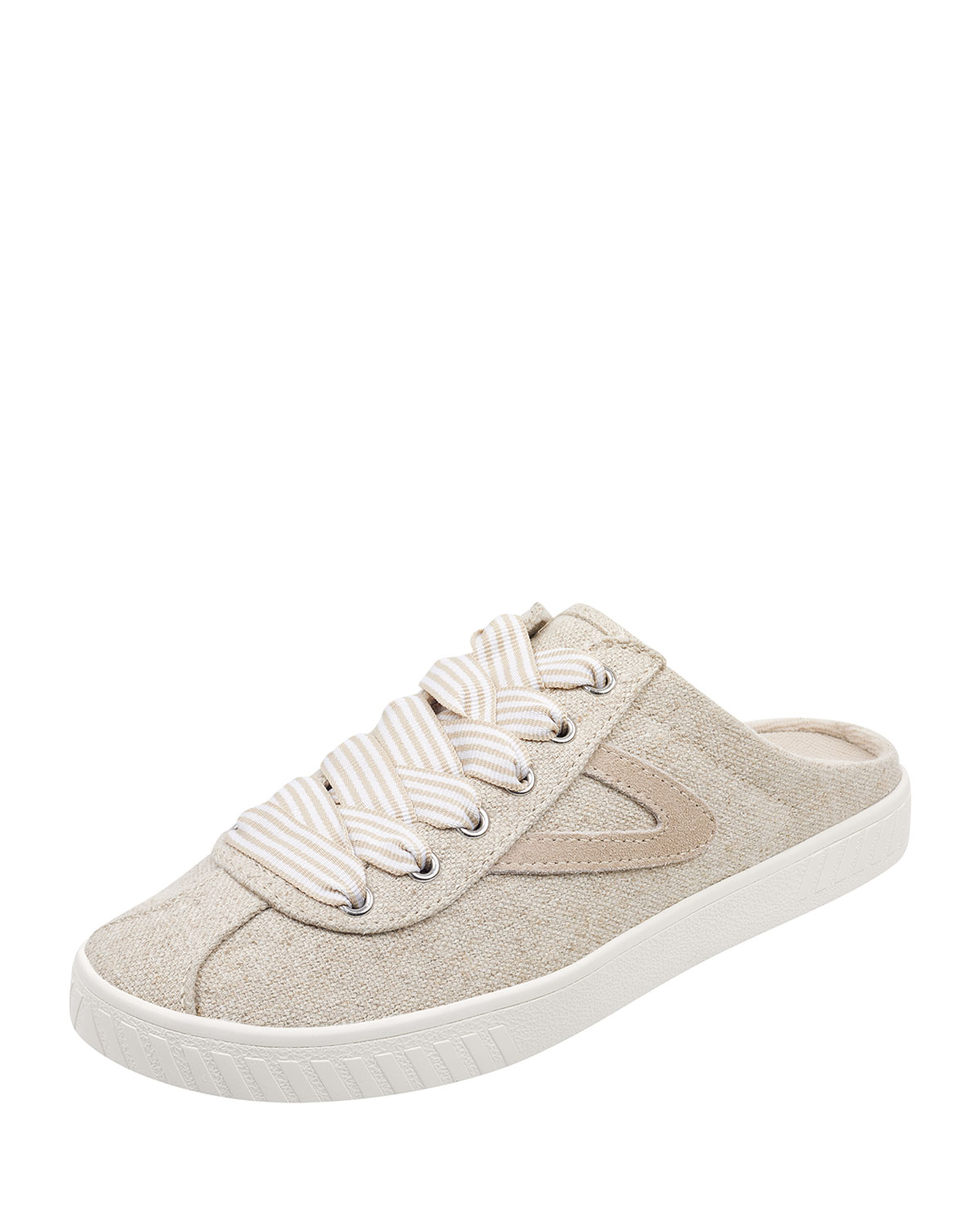 Tretorn CAM SLIP-ON CANVAS SNEAKERS