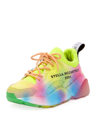 daa24dd0d Rainbow Eclypse Platform Sneakers