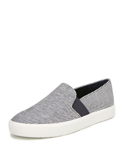 Blair Woven Platform Sneakers