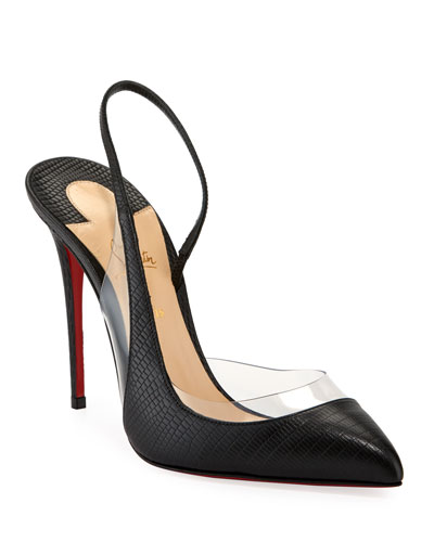 Optic Sexy Red Sole Pumps