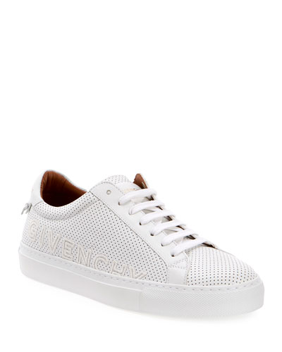 Urban Street Perforated Low Sneakers