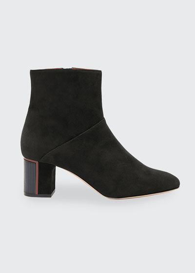Bleecker Suede Ankle Boots