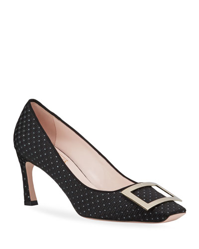 Belle Trompette Pumps