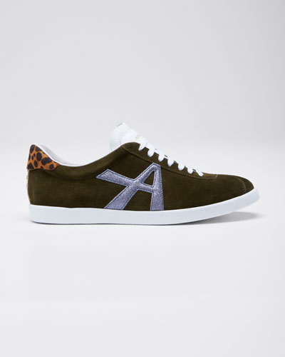 The A Two-Tone Sneakers