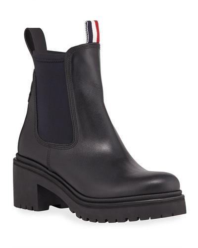 Vera Stivale Leather Boots