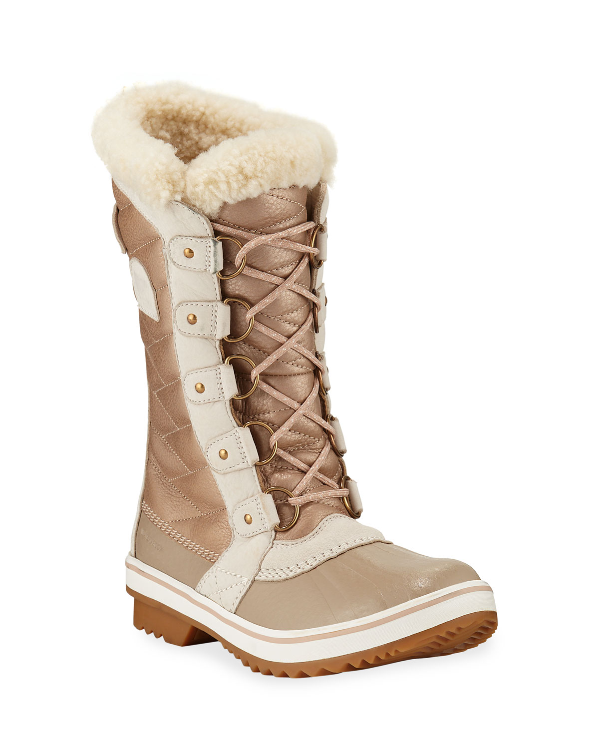 Sorel Boots TOFINO II LUX QUILTED BOOTS