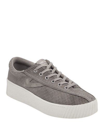 Nylite Perforated Sneakers