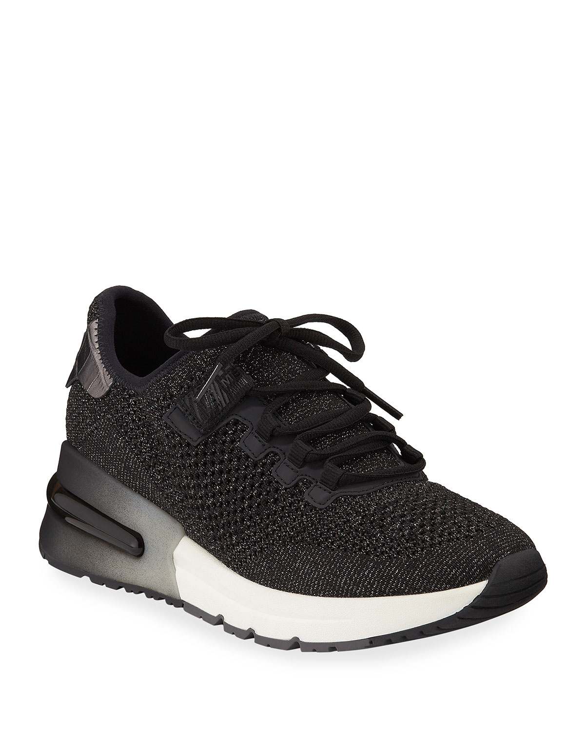 Ash Sneakers KRUSH BIS MESH SNEAKERS, BLACK