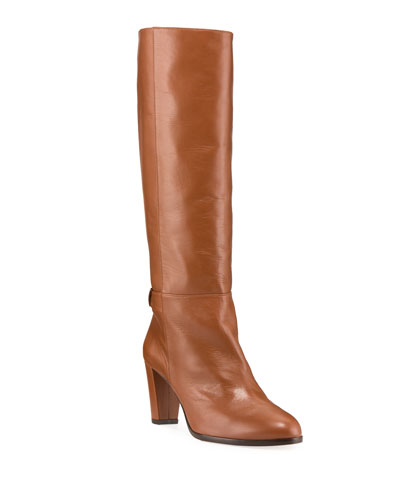 Rachel Tall Knotted Boots