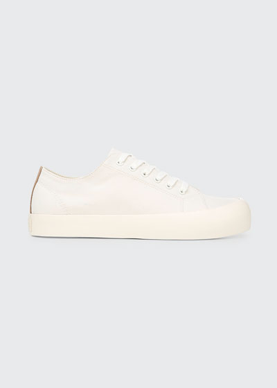 Norwell Canvas Platform Sneakers