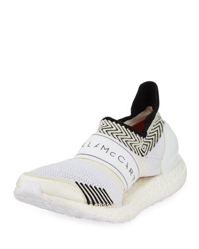 UltraBoost X 3D Sneakers, White