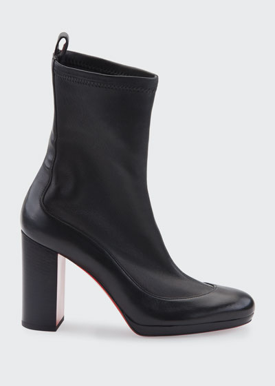 Contrevent Stretch Red Sole Booties